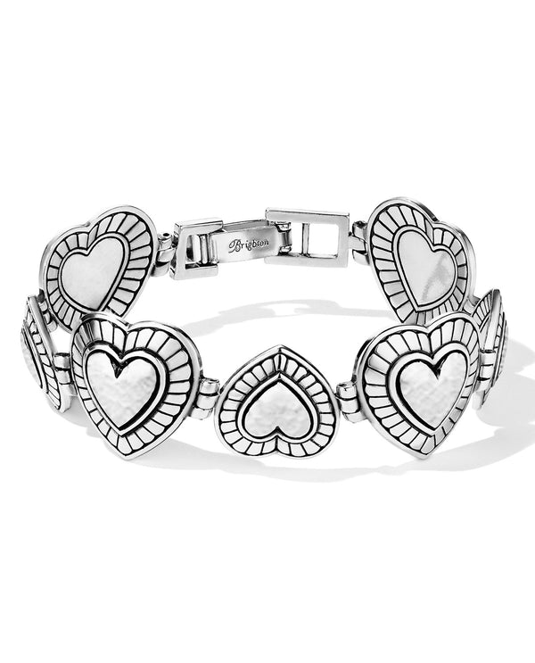 Brighton JF7360 Big Sky Heart Bracelet