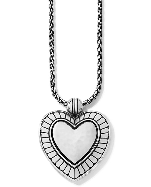 Brighton JM2440 Big Sky Heart Necklace