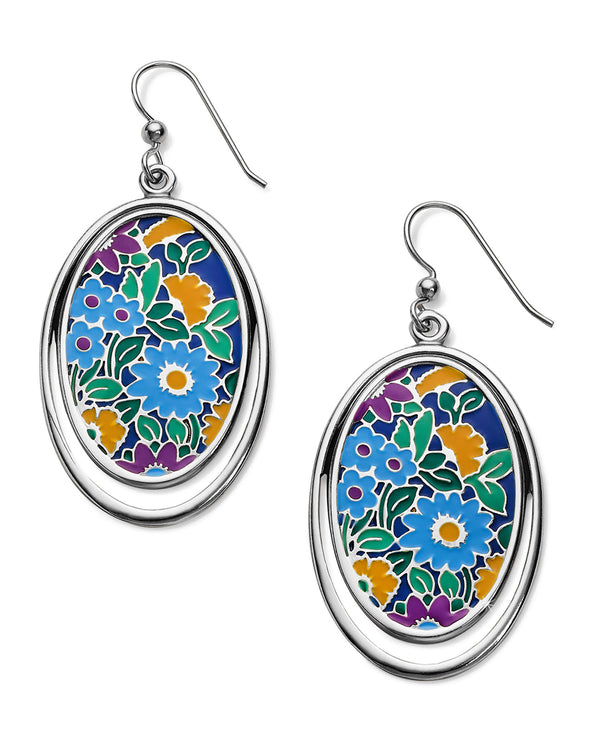 Brighton JA6523 The Botanical French Wire Earrings