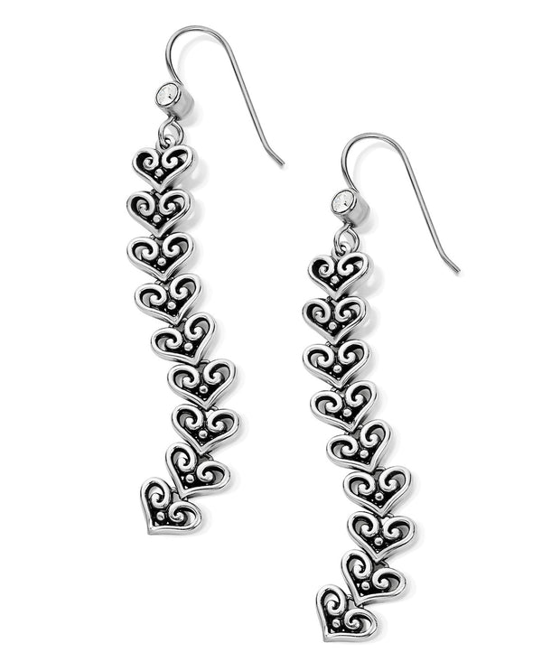Brighton JA6320 Alcazar Medley French Wire Earrings