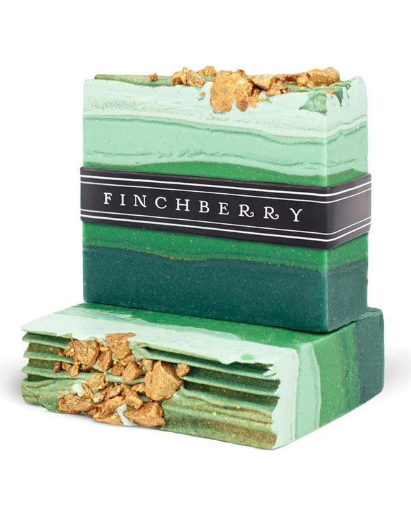 Finchberry EMRLD Emerald Soap