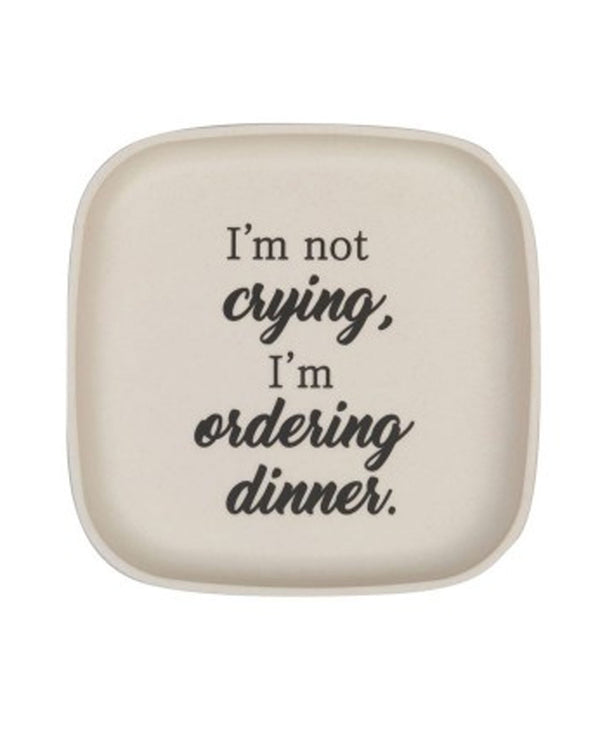 Mona B MH-360 Cry Baby Dinner Plate