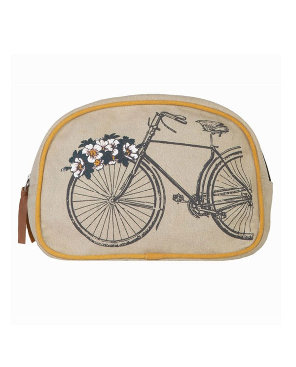Mona B M-5927 Cosmetic Bag Trust The Journey