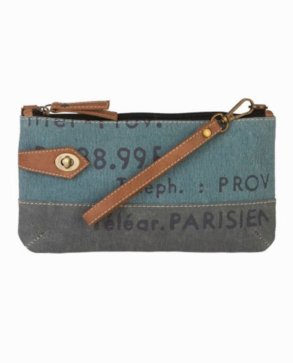 Mona B M-5933 Blue Skies Convertible Crossbody Bag