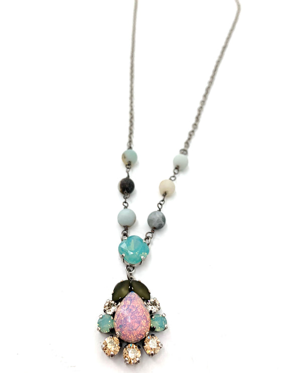 Leona Necklace by Rachel Marie Designs