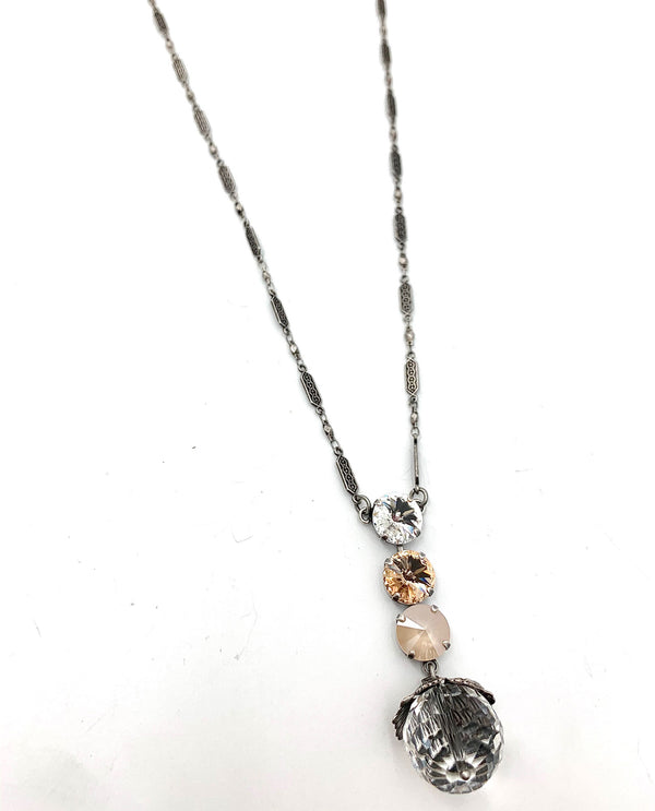 Melissa Necklace By Rachel Marie Designs