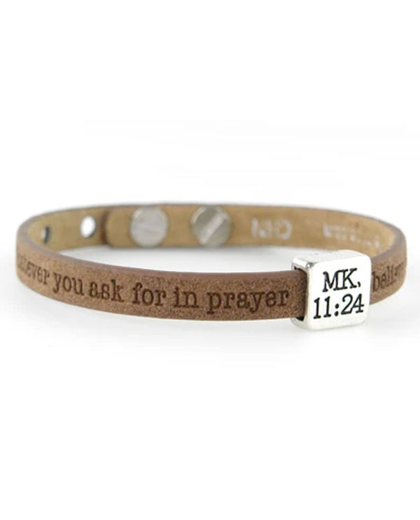 Good Works SP4451124 Mk 11:24 Bracelet Brown