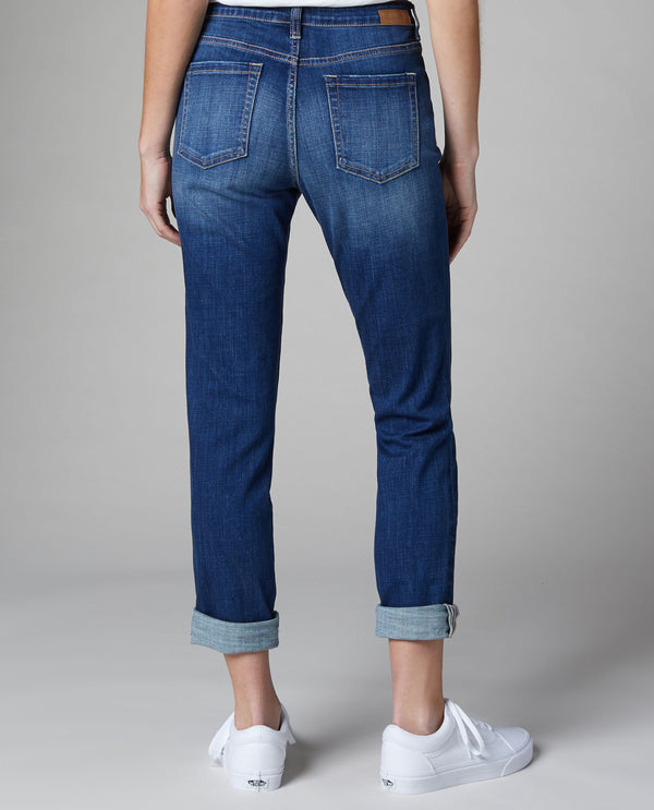 Jag J2467457THOR Carter Girlfriend Jeans THBL