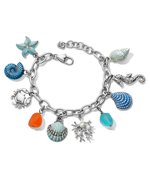 Brighton JF7473 Sea Shore Charm Bracelet