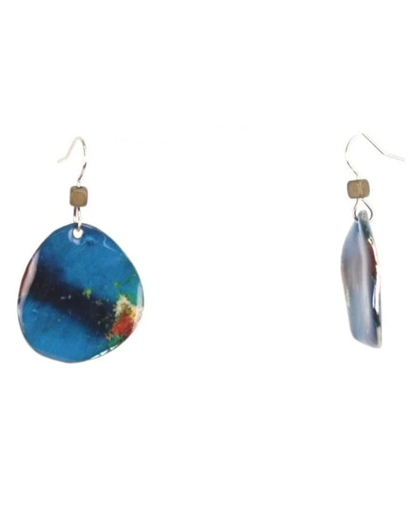 Treska SUP3211 Super Nova Drop Earrings