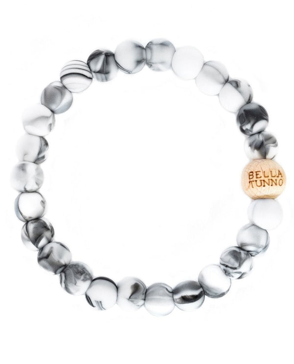 Bella Tunno GB39B Milwaukee Marbled Teething Bracelet