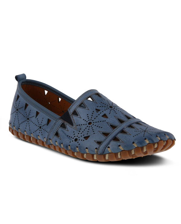 Spring Step Fusaro Loafer Blue