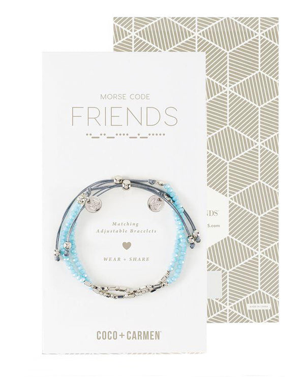 Coco + Carmen 2015052B Friend Friendship Bracelet
