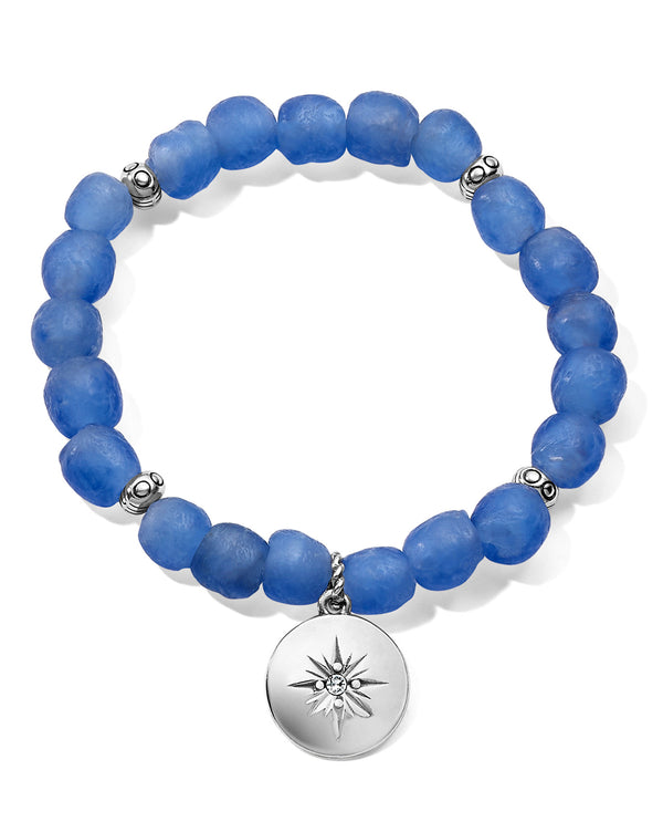Brighton JF7523 Sea Shore Compass Stretch Bracelet