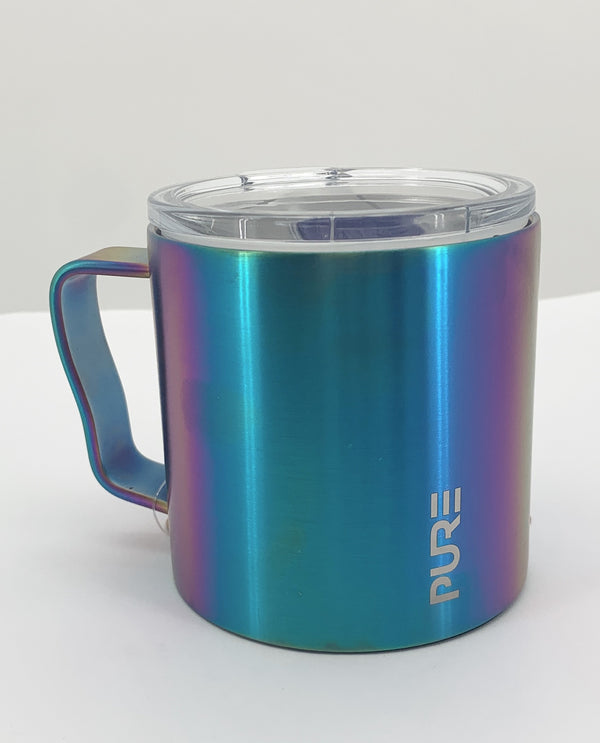 16 Oz Metallic Mug