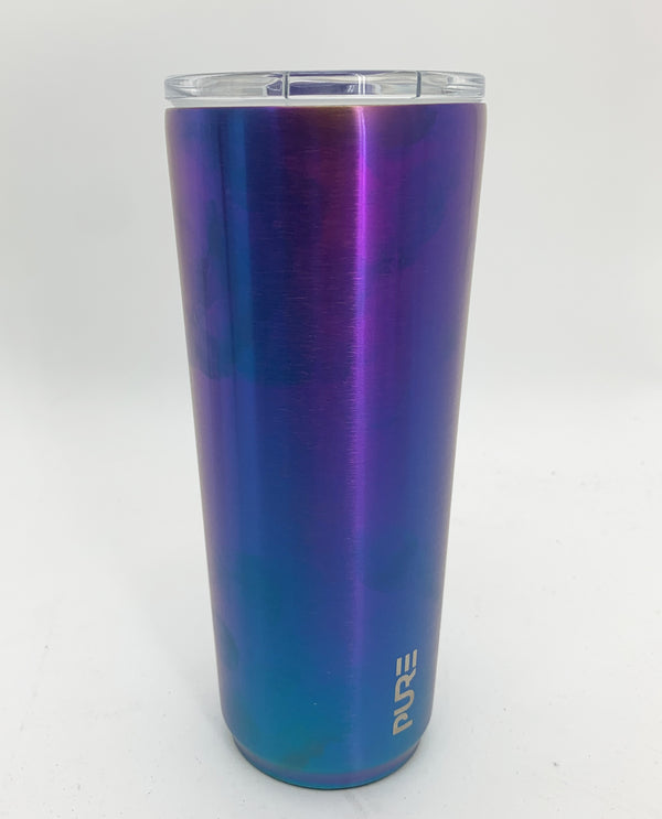 22 Oz Metallic Tumbler