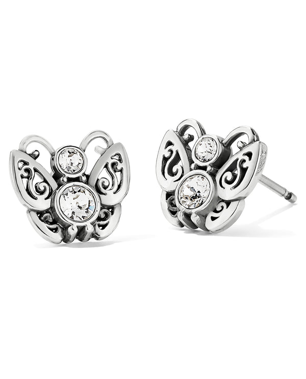 Brighton J22291 Flight Of Fancy Mini Post Earrings