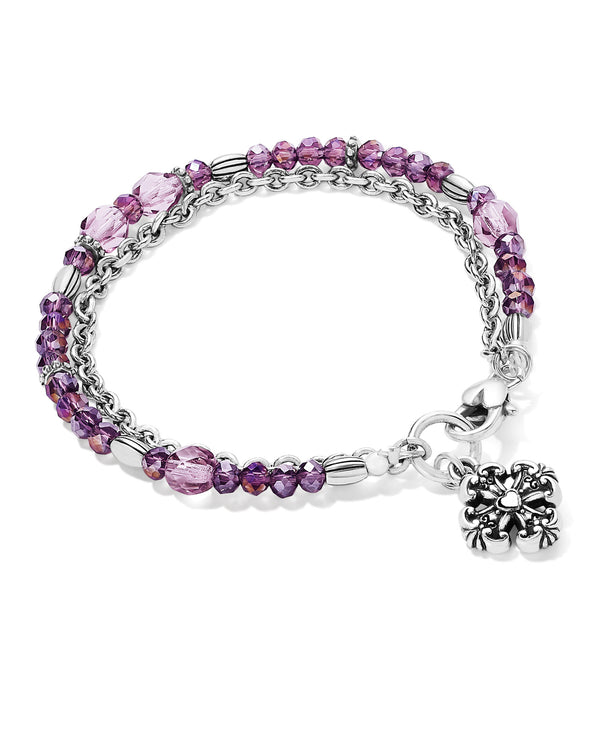 Brighton JF784C Gleam On Promise Bracelet