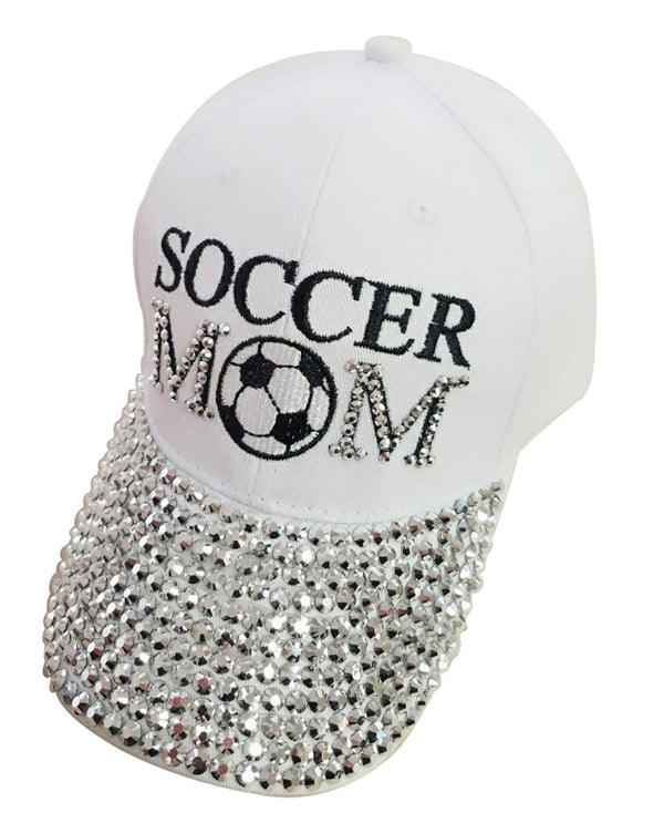 Soccer Mom Jewel Cap