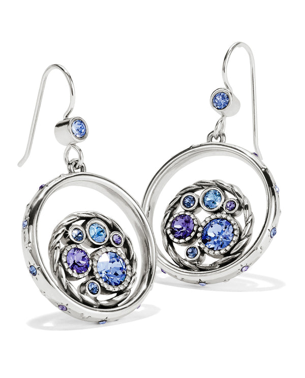 Brighton JA6563 Halo Tauri French Wire Earrings