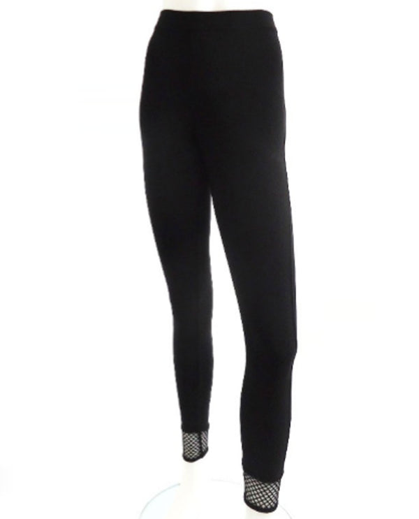 Michael Tyler 20S4778 Legging with Mesh