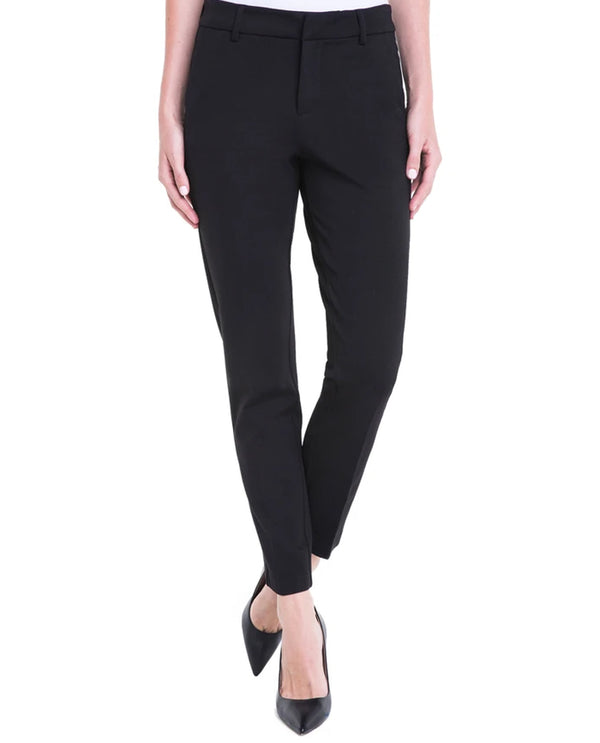 Liverpool LM5084M42 Kelsey Knit Trouser Black