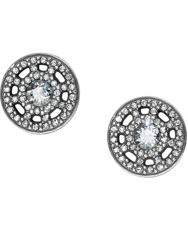 Brighton JA3591 Illumina Post Earring