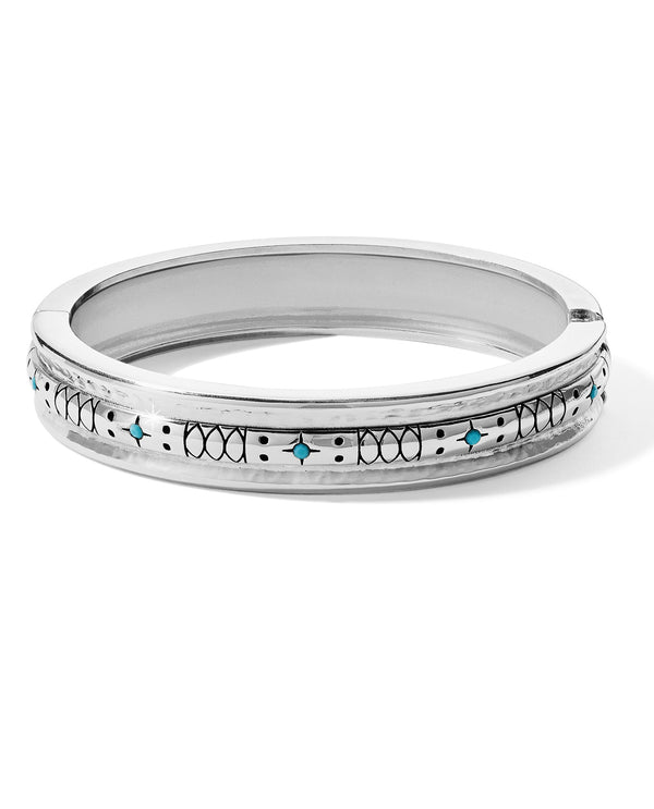 Brighton JF7863 Marrakesh Mystique Hinged Bangle