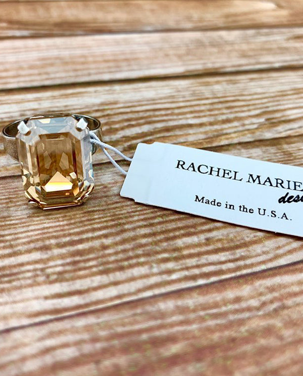 Rachel Marie Designs Roxy Ring Golden Shadow