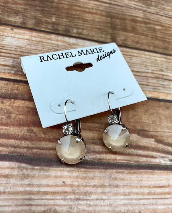 Rachel Marie Designs Brooke 12Mm Drp Earring IVCRM