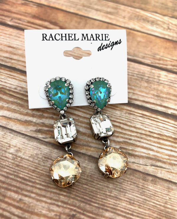 Rachel Marie Designs Halo/Rectangle/Drop MTSLK