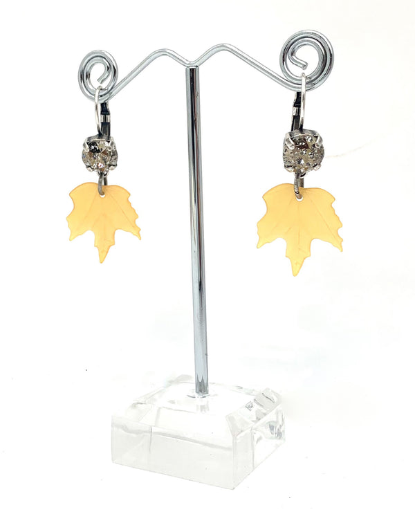 Rachel Marie Designs Leaf Earring
