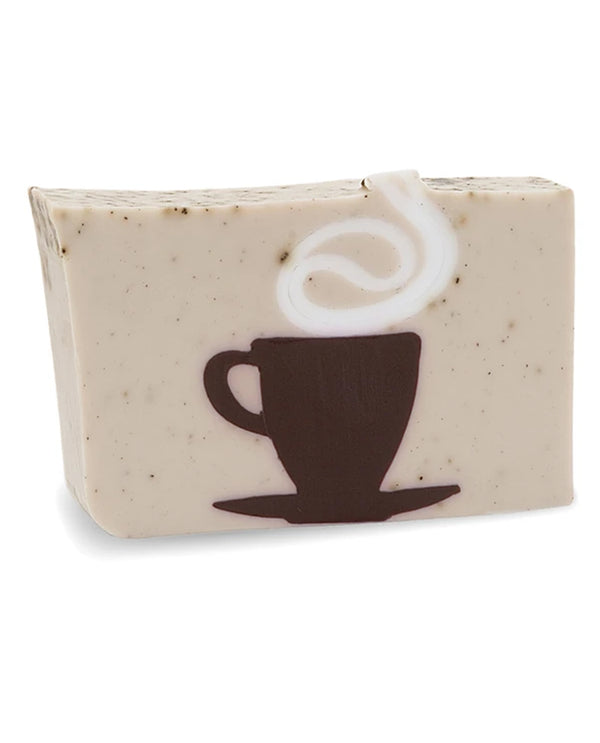 Primal Elements  SW2CAFE Cafe Au Lait Bar Soap
