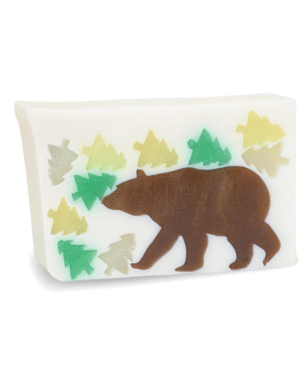 Primal Elements SW2GB Ginger Bear Bar Soap