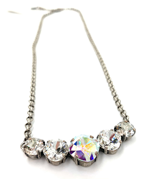 Rachel Marie Designs Donelle Crystal Necklace