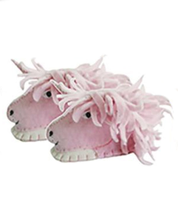 Silk Road Bazaar PN75 Zooties Baby Unicorn Booties