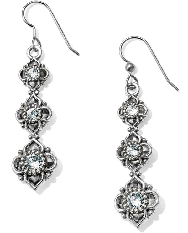 Brighton JA3711 Alcazar Trio French Wire Earring
