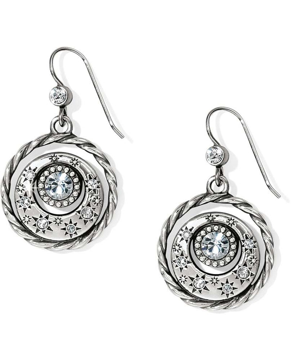 Brighton JA3631 Halo Swing French Wire Earring