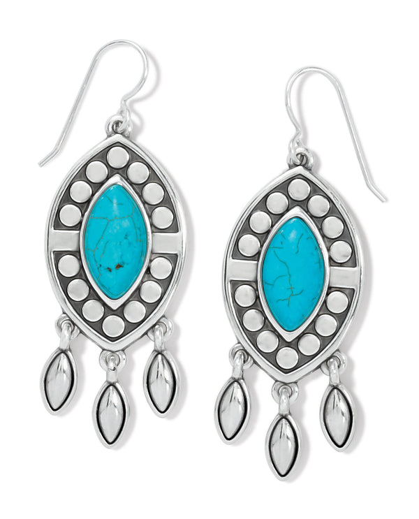 Brighton JA7493 Pebble Dot Dream Fr Wire Earring