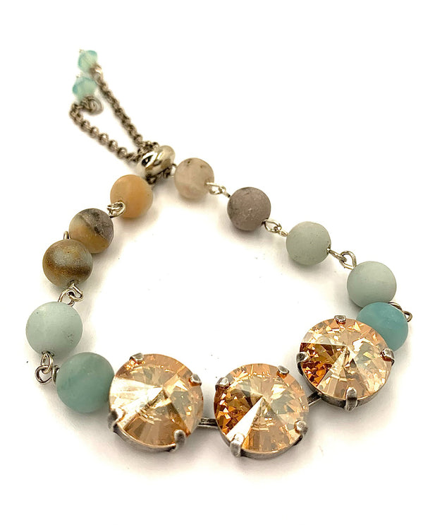 Rachel Marie Designs Chelsea Bracelet Golden Shadow