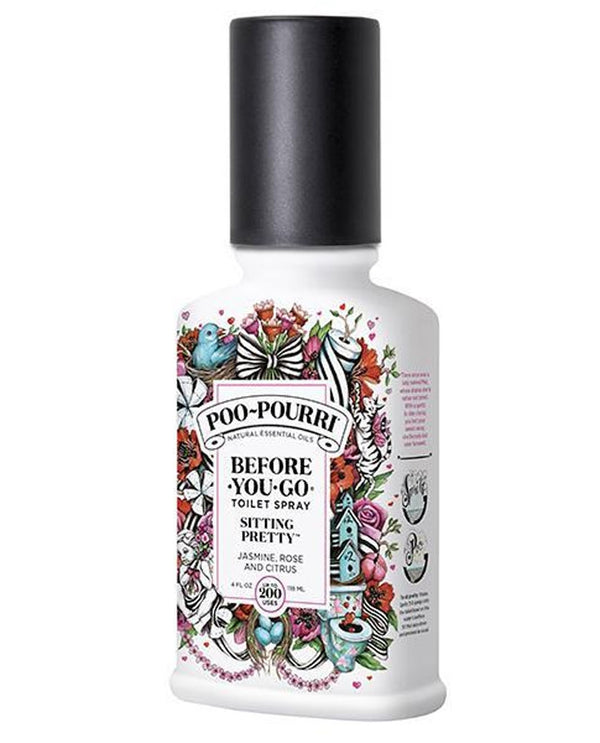 Poo-Pourri Sitting Pretty 4 Oz