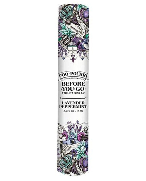 Poo-Pourri LVP-10ML Lavender Peppermint 10 ML