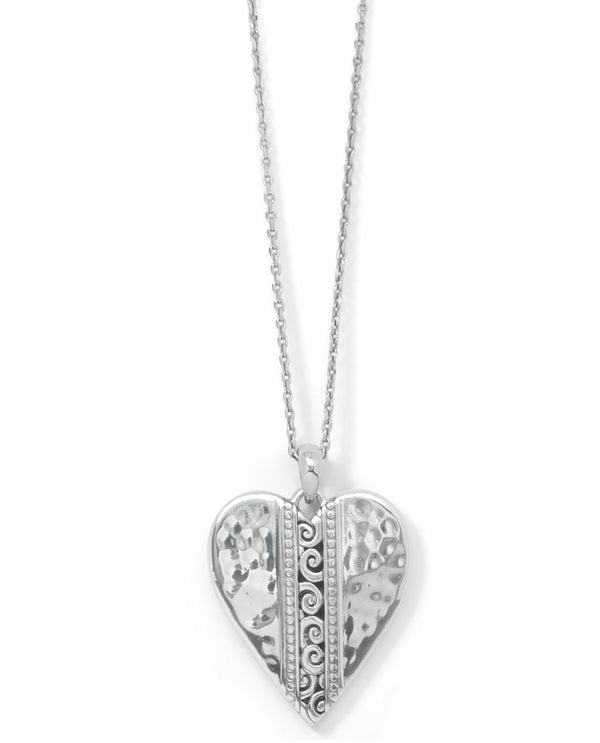 Brighton JM4510 Mingle Adore Heart Necklace