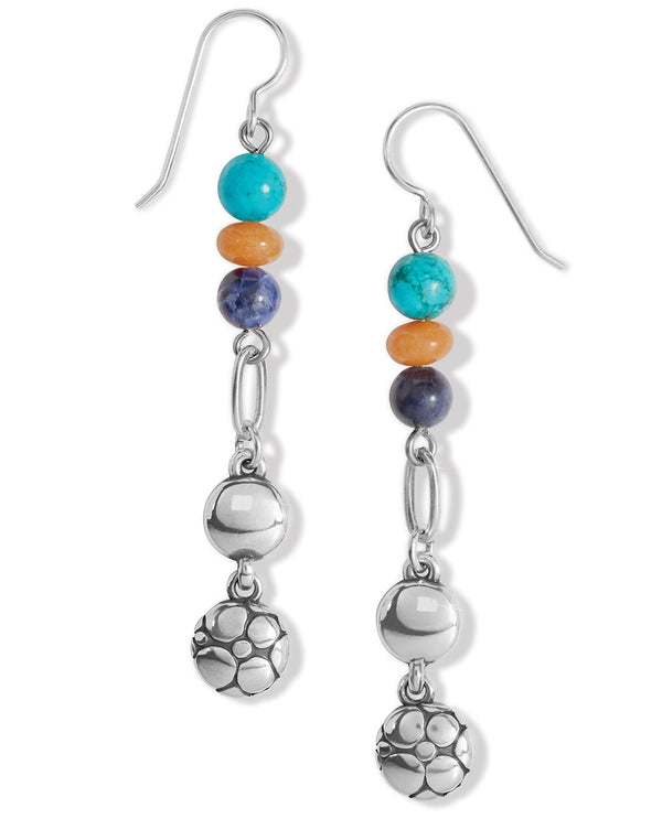 Brighton JA7733 Pebble Paradise French Wire Earrings