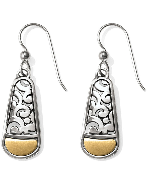 Brighton JA3612 Catania French Wire Earrings