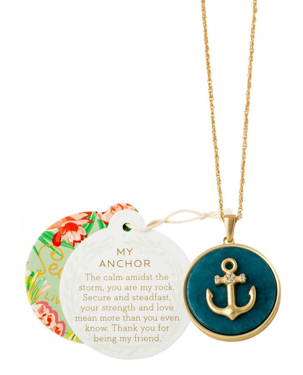 Spartina 449 950980 My Anchor Necklace