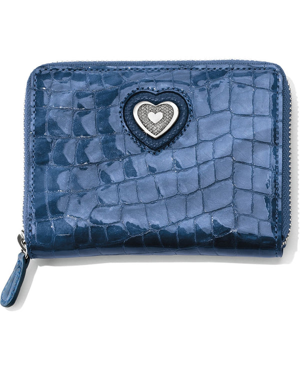 Brighton T2235F Bellissimo Heart Medium Wallet