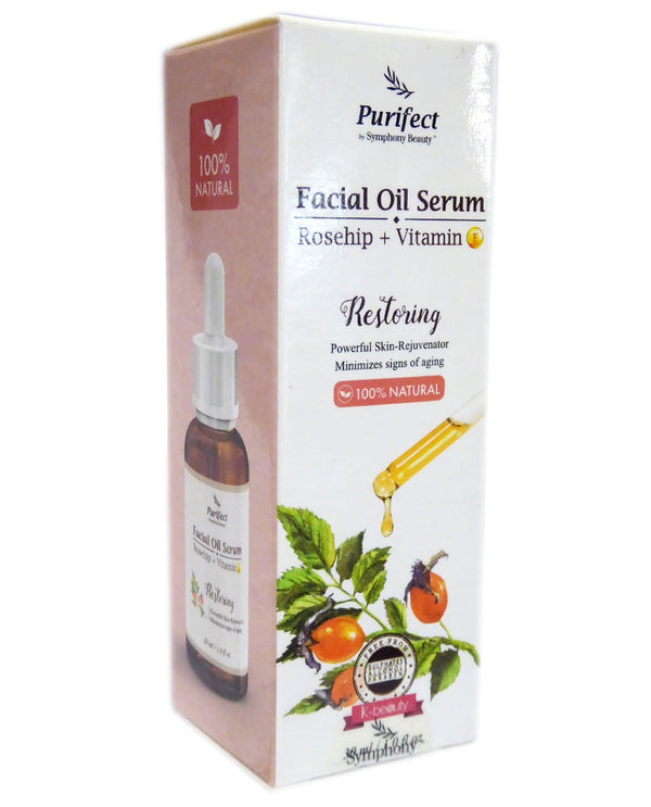 Restoring Facial Oil Serum