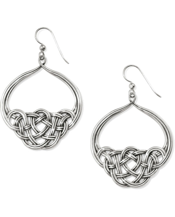 Brighton JA4000 Interlok Unity French Wire Earrings
