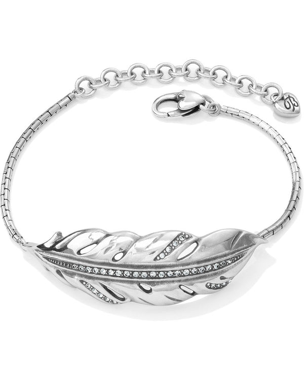 Brighton JF5241 Contempo Ice Feather Bracelet